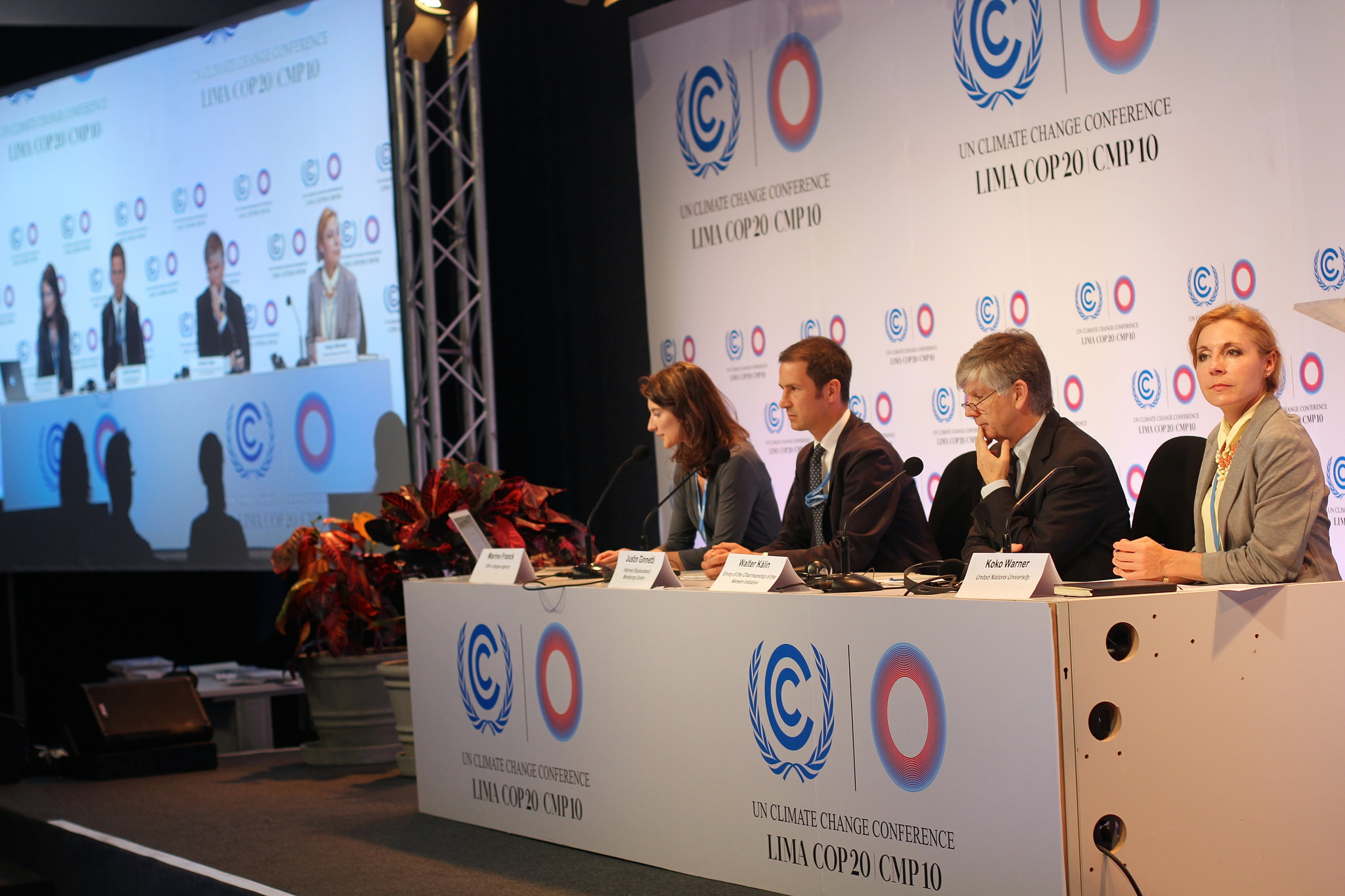 Lima Climate Change Conference: Norway and Switzerland Call for Commitments to Adaptation Measures