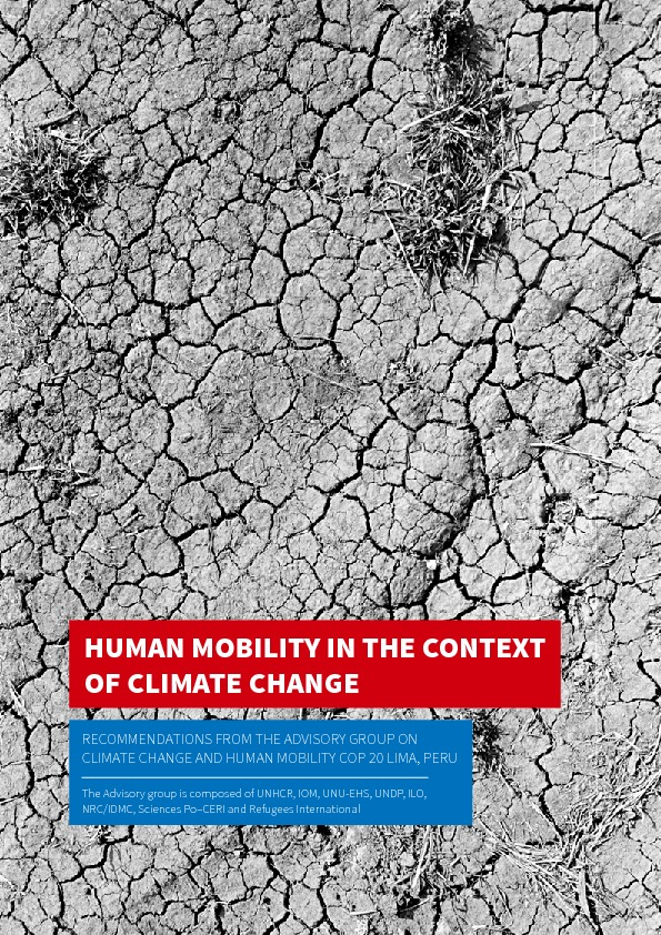 Human Mobility