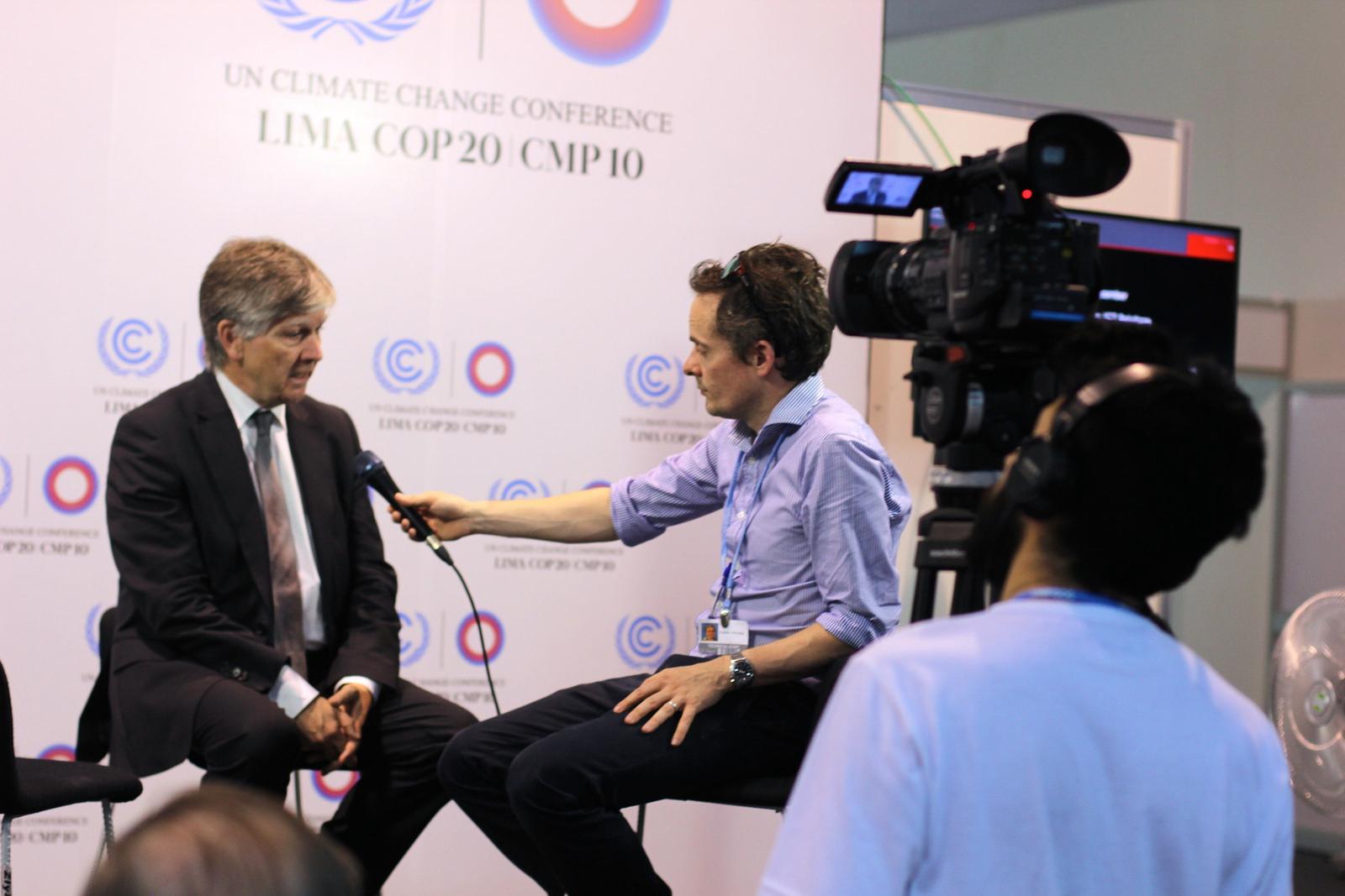 La Suisse Et La Norvège Appellent à Des Engagements Pour Des Mesures D'adaptation