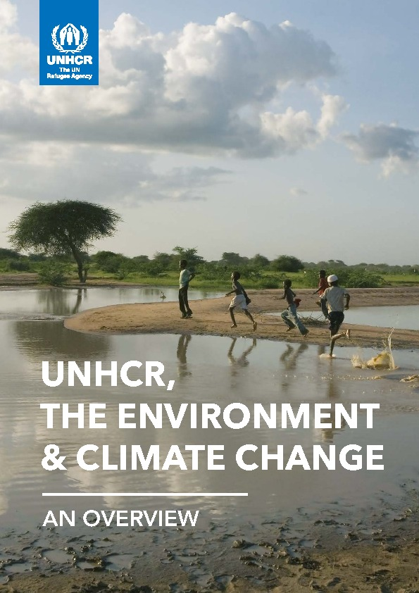 UNHCR, The Environment & Climate Change