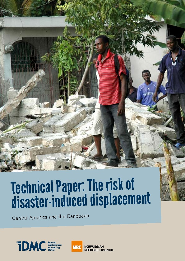 The Risk Of Disaster-induced Displacement In Central America And The Carribbean