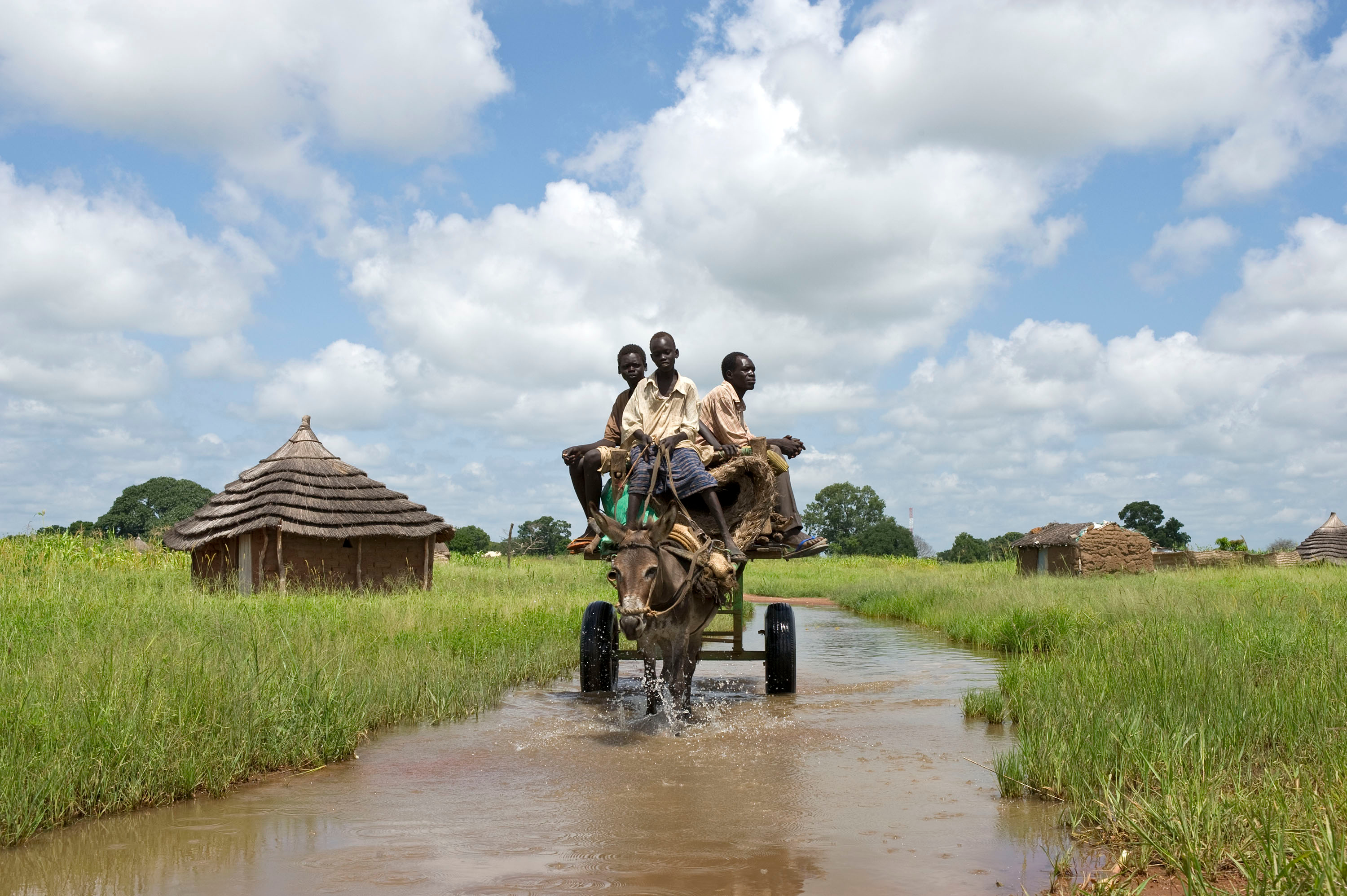 Disasters, Climate Change And Displacement: Regional Dynamics Of Human Mobility In West Africa