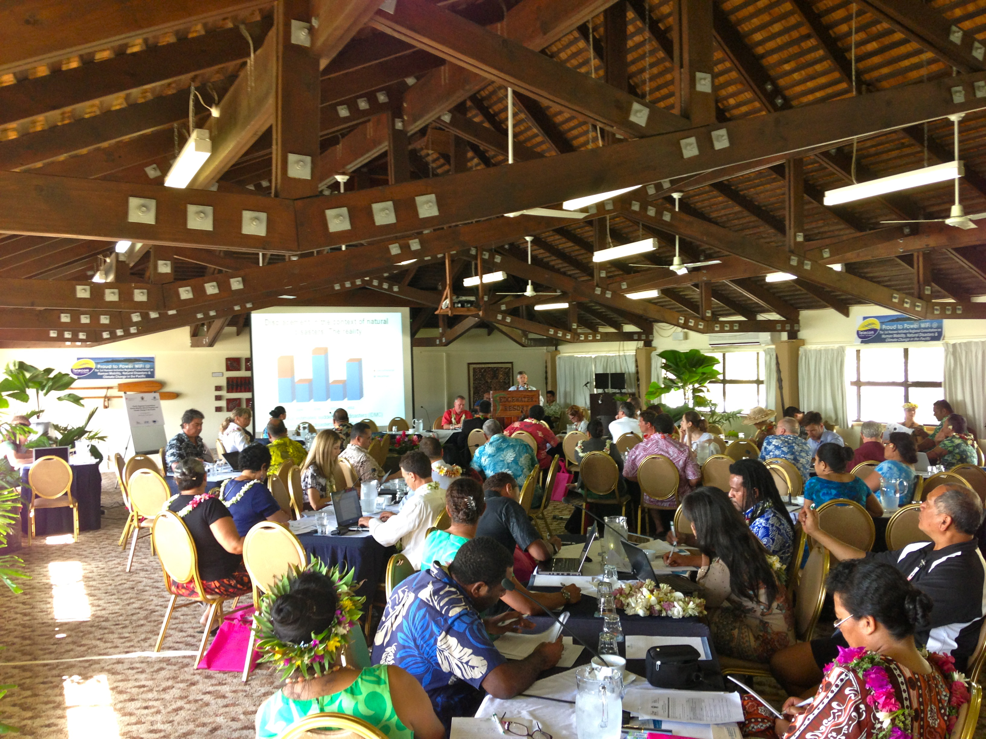 Nansen Initiative Pacific Regional Consultation  – Chair's Summary