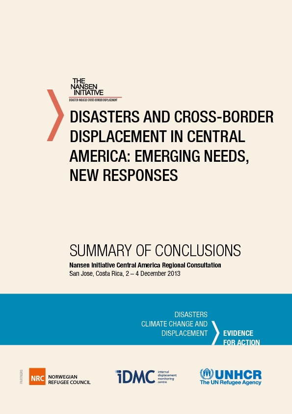 Central America – Conclusions
