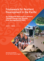 Framework For Resilient Development In The Pacific