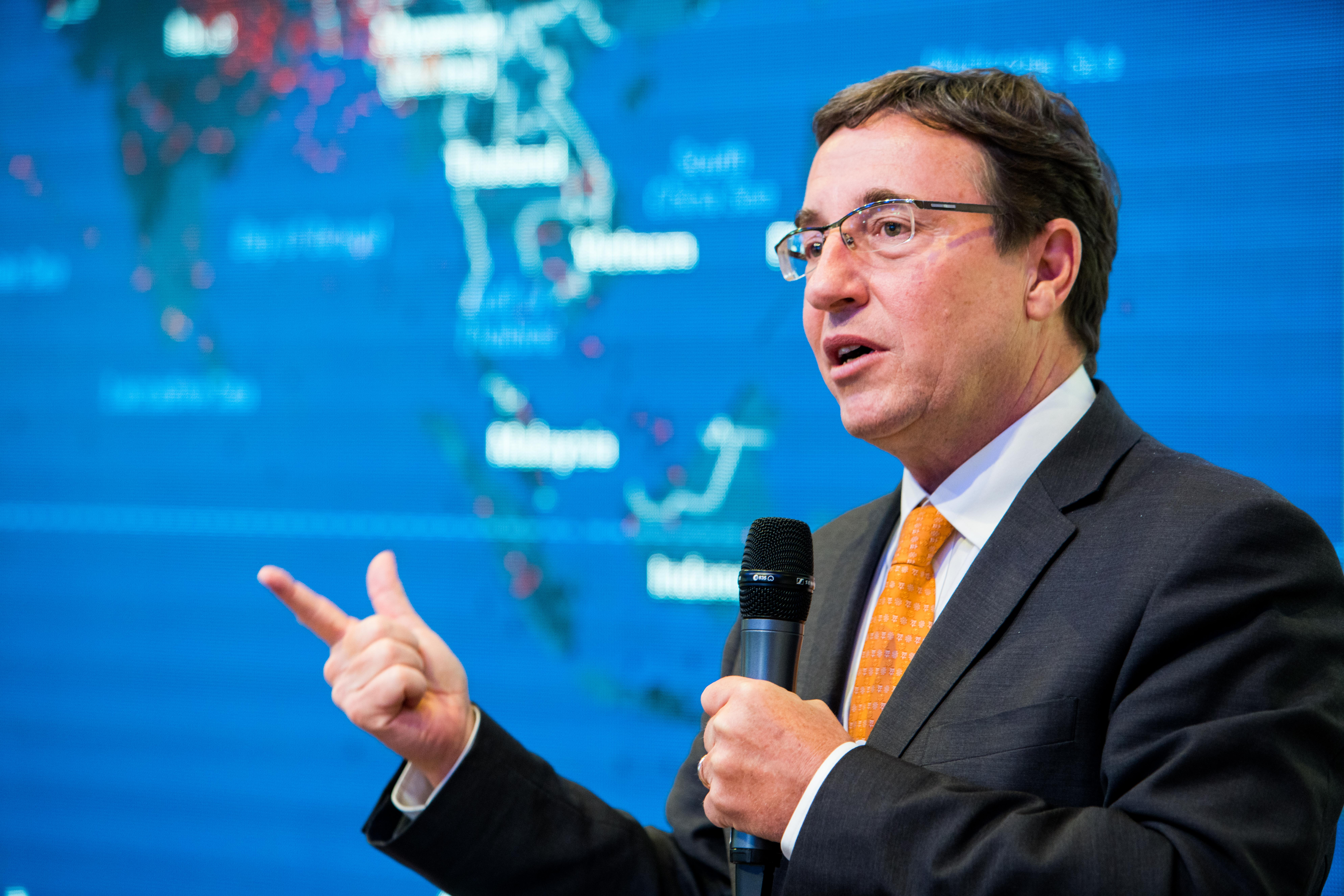 Achim Steiner, Envoy Of The PDD Chair, At The 2017 World Economic Forum, Davos