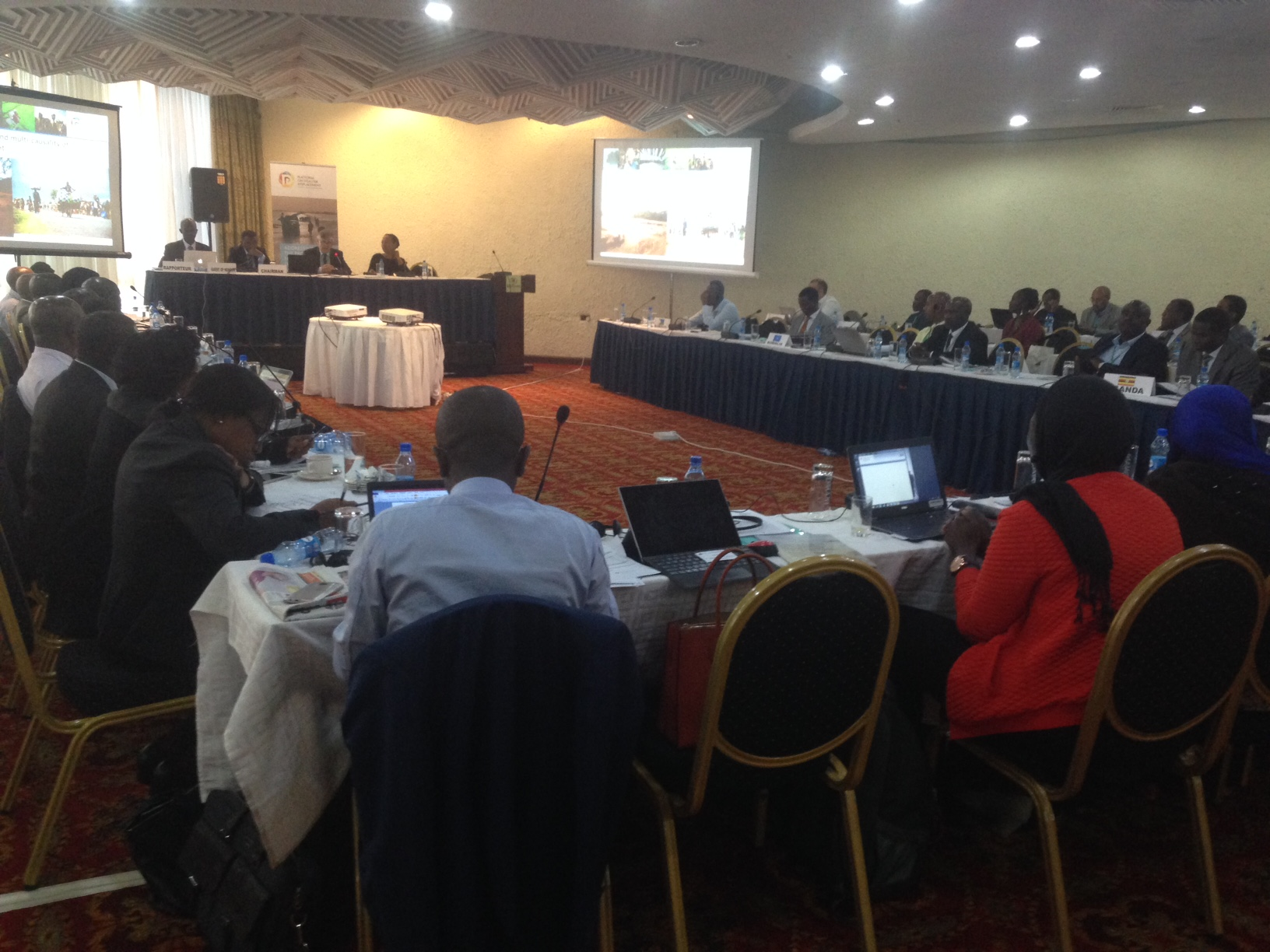 Disaster Displacement At The Heart Of The IGAD Regional Consultative Process On Migration Meeting In Nairobi