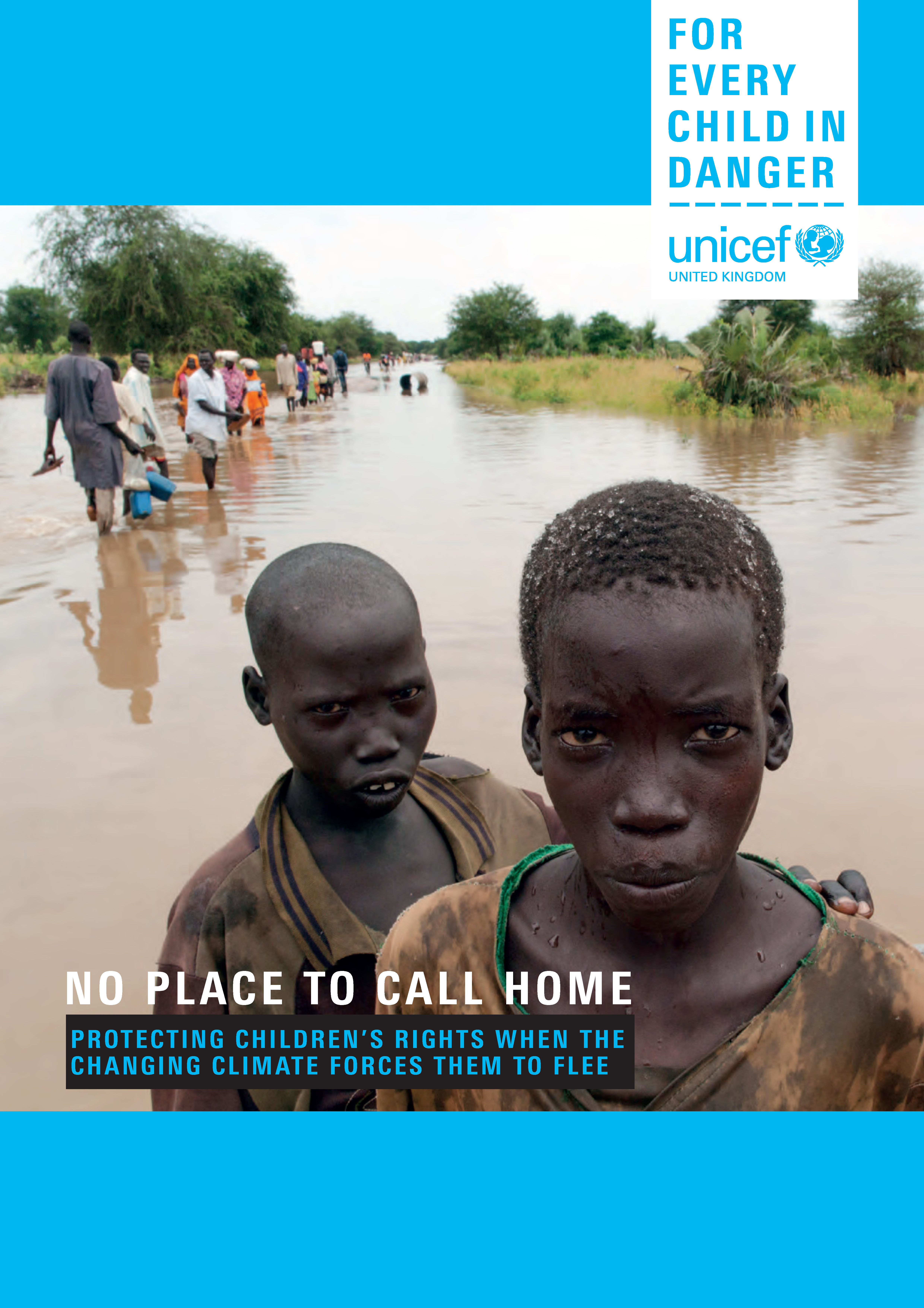 No Place To Call Home – Unicef