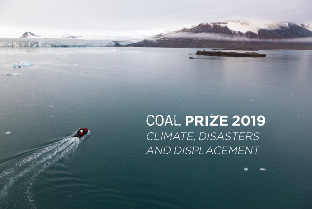COAL Prize 2019: Climate, Disasters And Displacement