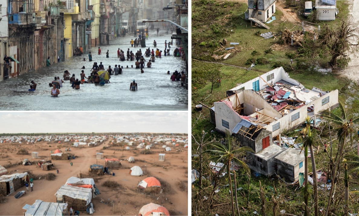ECOSOC HAS 2019 – Addressing Internal Displacement Associated With Disasters And Conflict: Planning For The Long Haul