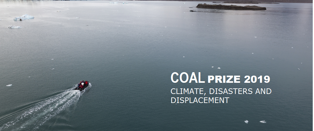 COAL Prize 2019 Finalists Announced