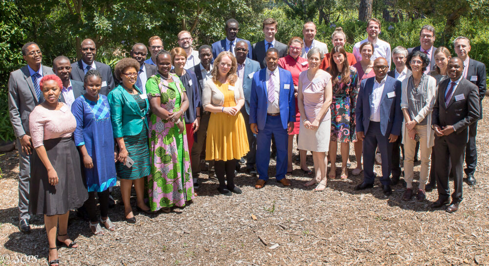 Stakeholder Workshop On The Role Of Free Movement Of Persons Agreements In Addressing Disaster Displacement In Africa Takes Place In Stellenbosch, South Africa