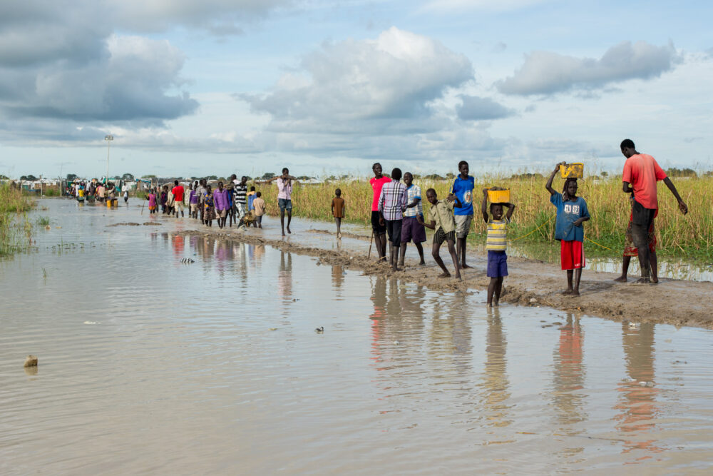 Secretary-General Appoints High-Level Panel On Internal Displacement