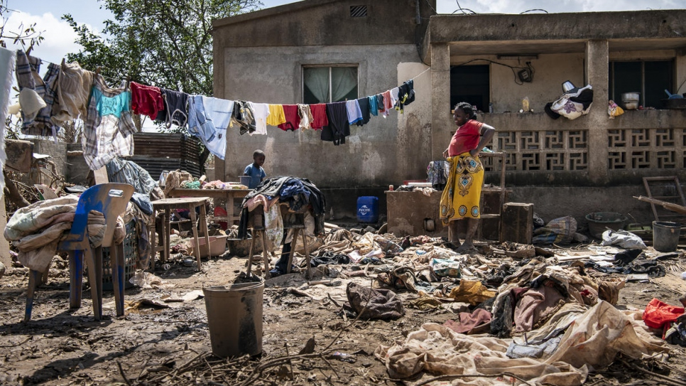 Cyclone Idai Survivors Struggle To Rebuild Devastated Communities