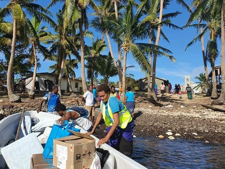 Legal Analysis And Research In The Pacific On Admission And Stay In Disaster And Climate Change Contexts