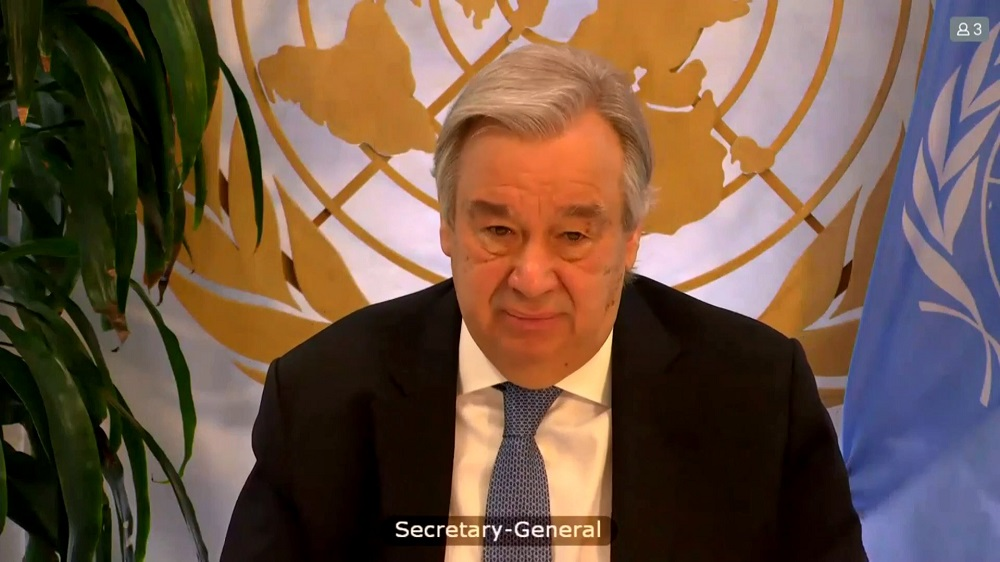 Secretary-General's Remarks To The Security Council – On Addressing Climate-related Security Risks To International Peace And Security Through Mitigation And Resilience Building