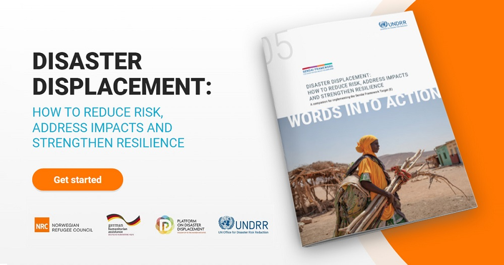 Two New Tools To Help Address Disaster Displacement Now Available