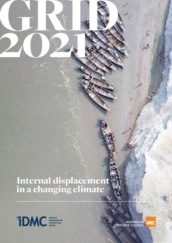 Cover Image Of Flooding In Bangladesh With The Text